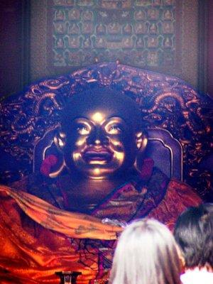 2009-24-09 Yonghe Gong Laughing Buddah