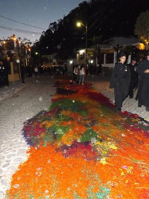 An Alfombra offered up