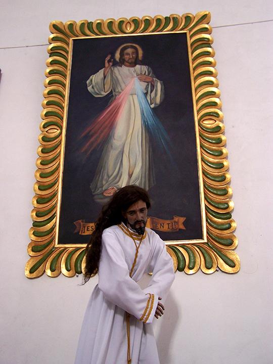 16th Century Jesus Statue