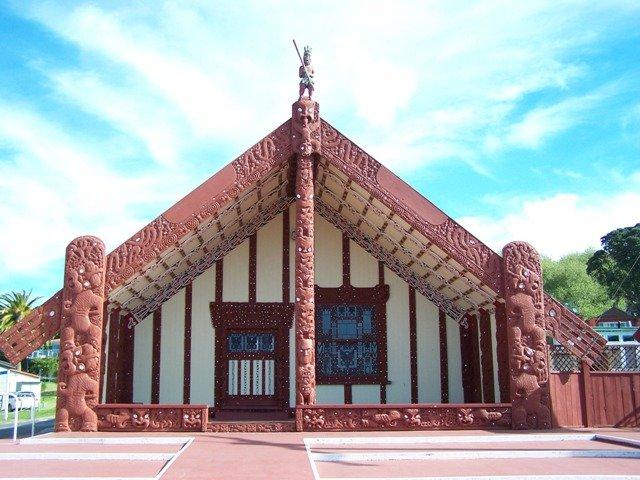 20091104- Rotorua Maori Meeting House