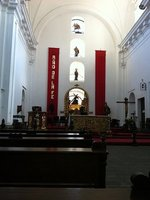 San Francisco Altar