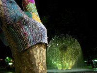The_Cross-El Alamein Fountain and Knitting