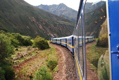 Zug Peru