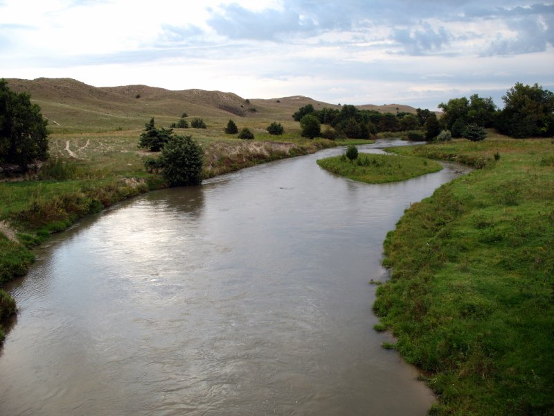 Dismal River and the Sandhills of Nebraska