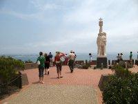 Statue of Juan Rodriguez Cabrillo