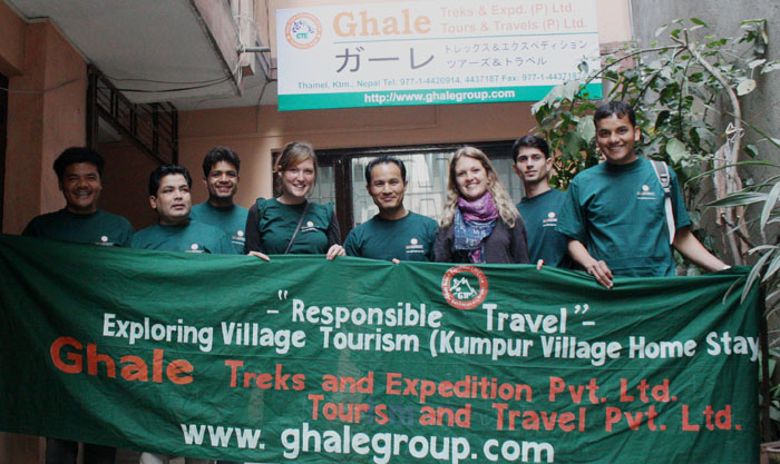 Ghale Treks and Tours