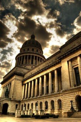 El Capitolio - Havana/Cuba