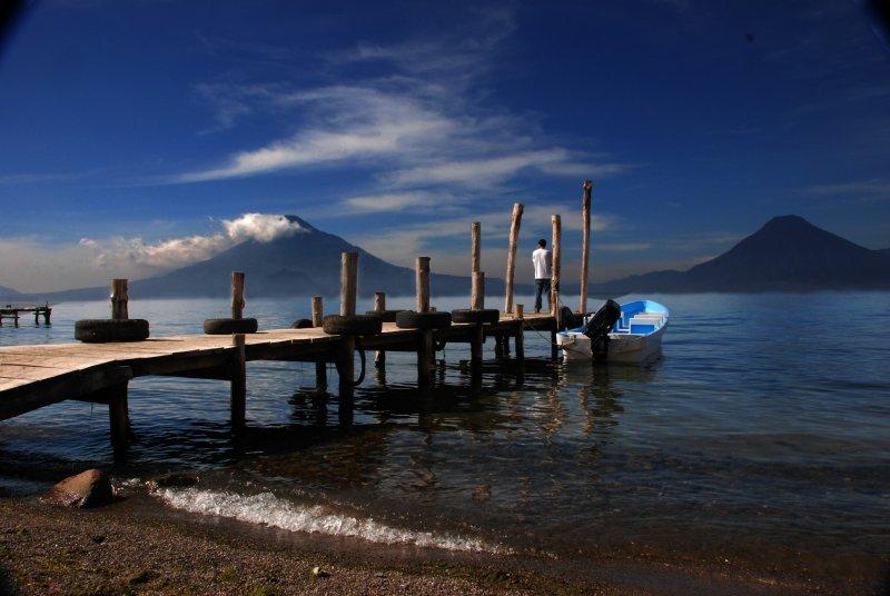 Lago Atitlan - Guatemala