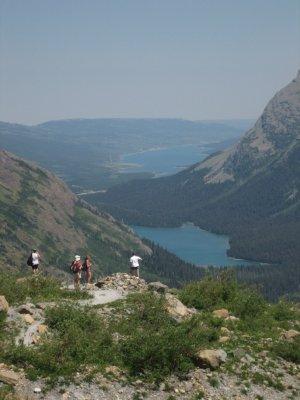 Many Glacier Lakes