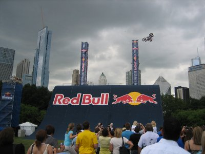 Ronnie Renner World Record Jump