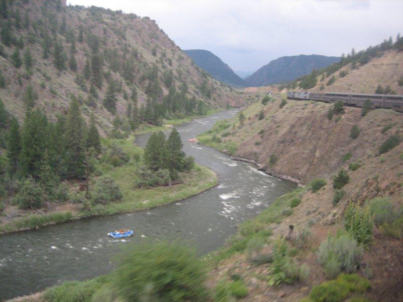 Colorado River Rafters