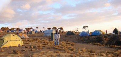Camp 2 Shira