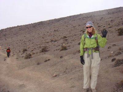 Jill on Mars