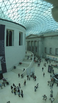 British Museum, London, UK