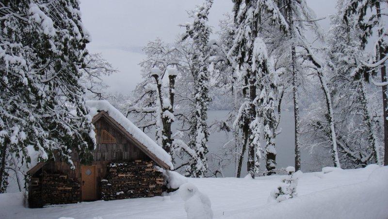 Lakeside cabin, Bled, Slovenia