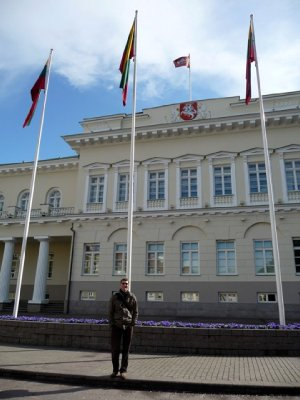 The Presidential Palace, Vilnius