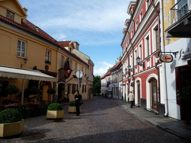 Vilnius old town