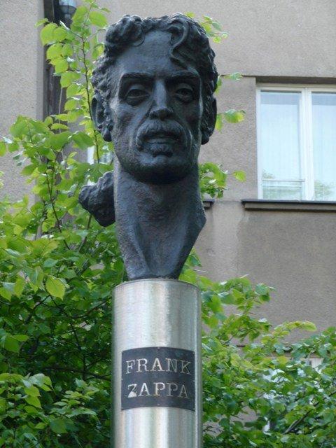 Frank Zappa, Vilnius