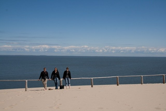 Sand dunes, Nida