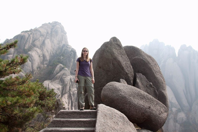 Yellow Mountain/Huangshan