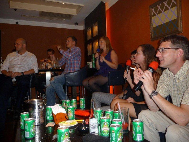 Karaoke, Shanghai