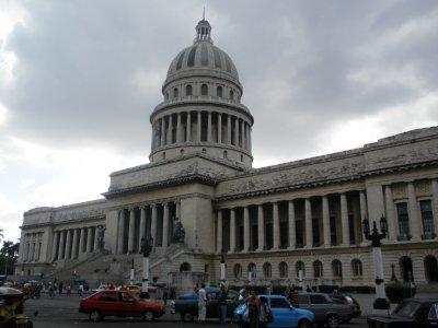 Capitol Hill, Havana, Cuba