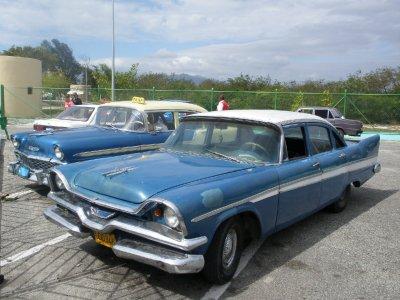 Our taxi, Santiago De Cuba