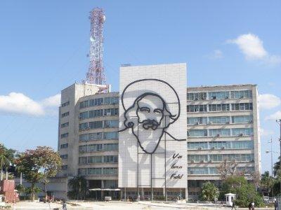 Revolutionary Square, Havana, Cuba
