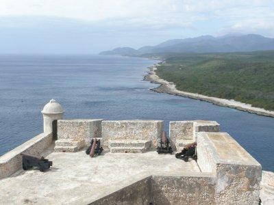 Castle Del Morro, Santiago De Cuba