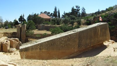 Largest stone in the world - Baalbek