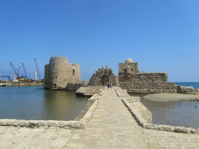 Old fort, Lebanon