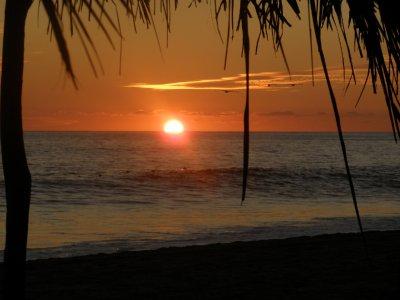 Sunset, Pie De La Cuesta