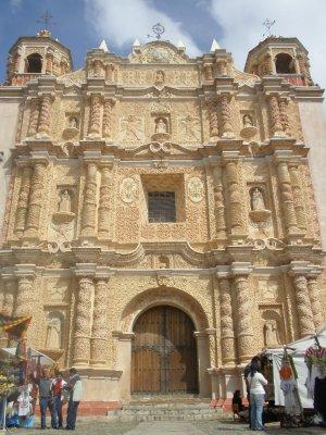 Church in San Christobal