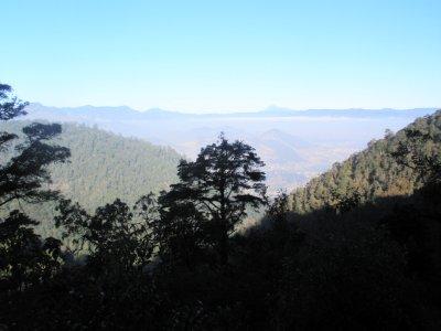 Walk from Xela to Lake Atitlan