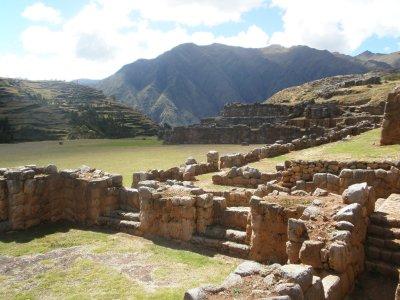 Incan remains