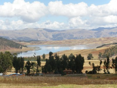 In the foothills of the Andes