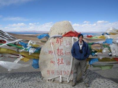 High pass in Tibet