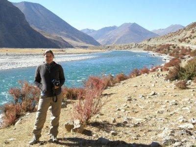 Marsha in Tibet