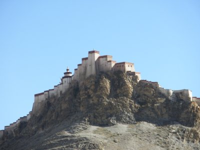 Fort in China