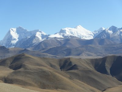 The road to Nepal