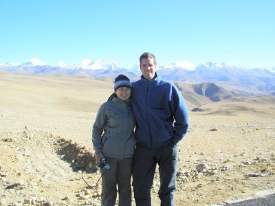 Us and the Himalayas