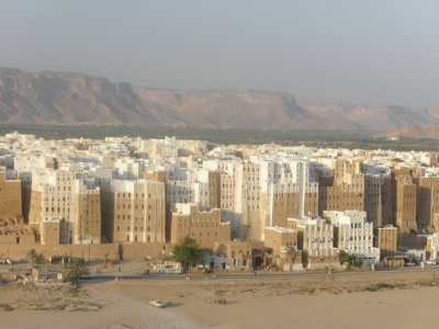 Shibam (Manhatten of the desert)