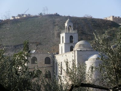 Church in Jerusalem