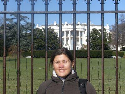 Marsha and the White House
