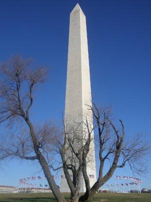 Washington Monument. DC