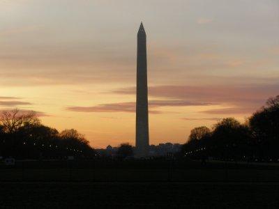 Washington Monument. Washington DC