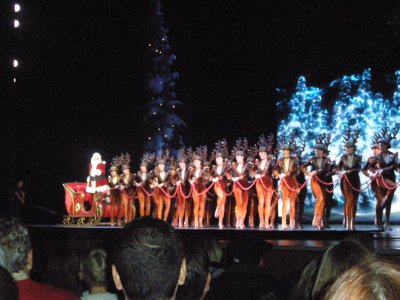 The Rockettes, Radio City Hall, New York