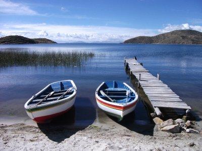 Lake Titicaca, Isla Del Sol