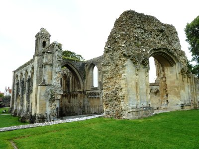 Glasonbury Abbey