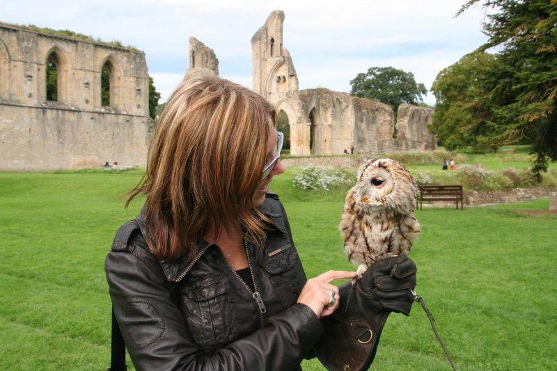 Owl and me